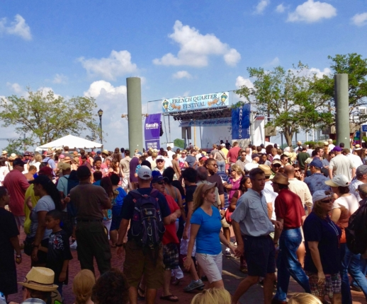 best things to do in new orleans french quarter festival new orleans
