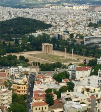what to do in athens athens ruins