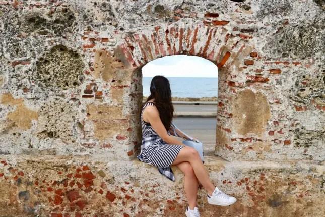 las murallas 4 days in cartagena