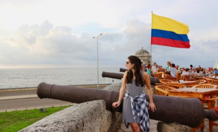4 DAYS IN CARTAGENA, COLOMBIA