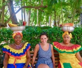 las palenqueras 4 days in cartagena colombia