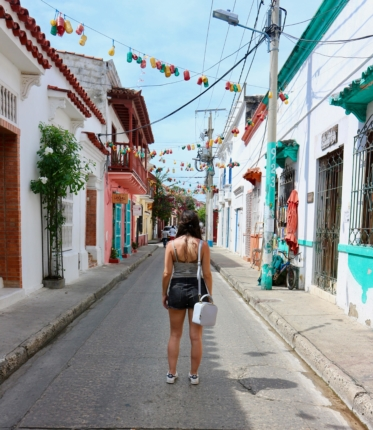 4 days in cartagena colombia