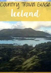 iceland travel blog pinterest