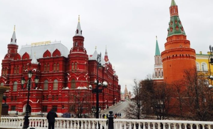 TRAVELING TO RUSSIA GUIDE