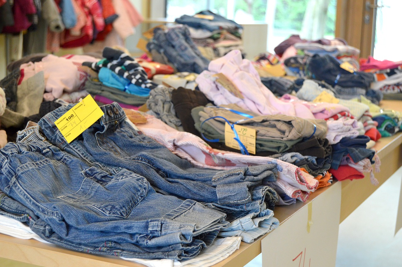 T&E CARE Kid's Clothing Event – Please Support