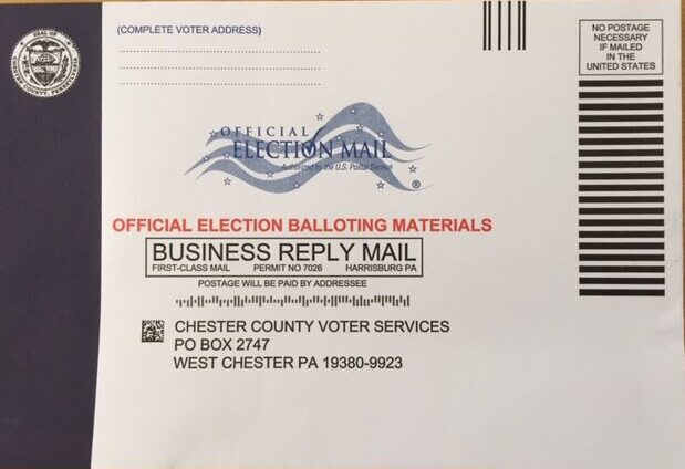Important Vote-By-Mail Update for Easttown Voters – Be Sure to Sign-up for 2021!