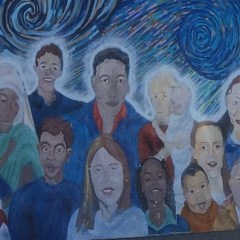 """""""Gallery on the Go"""" cleaning up Flint, brightening minds one mural at a time"""