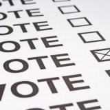 Democracy rolls on:  Election/voter deadlines today/tomorrow for May 5 election