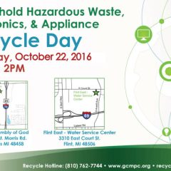 Get rid of hazardous waste this Saturday, Oct. 22
