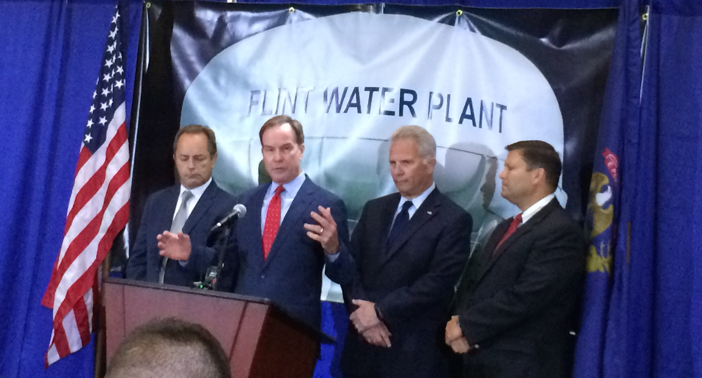 Six Michigan officials criminally charged in Flint water crisis