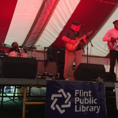 "Blues Festival draws jubilant crowd, features ""Who's Who"" of local blues"