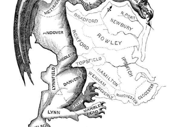Commentary:  How to win an election without votes?  Gerrymander!