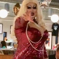Village Life:  Just another drag queen bingo night in Flint cheering things up