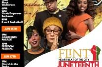 "Five-day ""Freedom Festival"" honoring Juneteenth kicks off June 15"