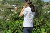 """Uplifting Spirits"": a humanitarian journey with UM-Flint jazz combo to Maria-torn Puerto Rico"