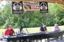 Hot day but few fireworks at Bluebell Beach 49th District candidate forum