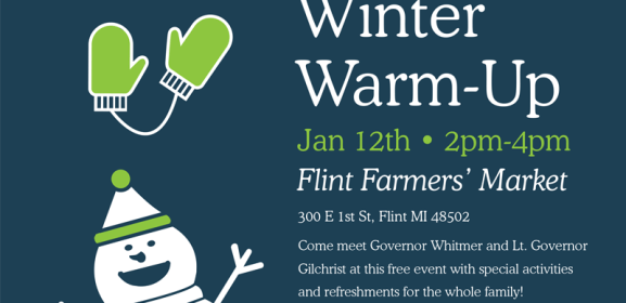 Whitmer coming to Flint Farmers' Market Saturday