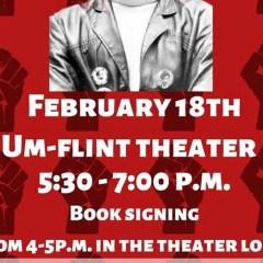 Black Panther founder Bobby Seale highlights UM – Flint's Black History Month