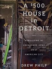 "Review:  ""A $500 House in Detroit"" a familiar, complex story for Flint readers"