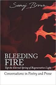 "Review: Riveting Semaj Brown ""bleeds fire"" at Mott Warsh Gallery performance"