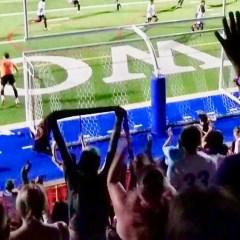 Tambe's PK goal nets league championship for Flint City Bucks in ecstatic Atwood Stadium night