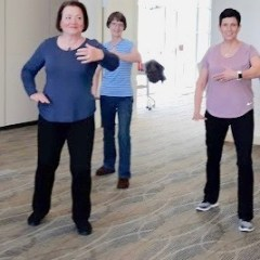 A tai chi chronicle:  From marathon to moving meditation and 13 classes