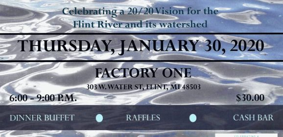 """Voice of the River"" celebration Jan. 30 to honor Ridgway White, volunteers"