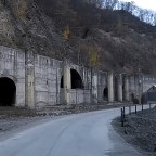 Forgotten Transcaucasus railway connection