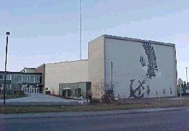 West High School in Anchorage, Alaska