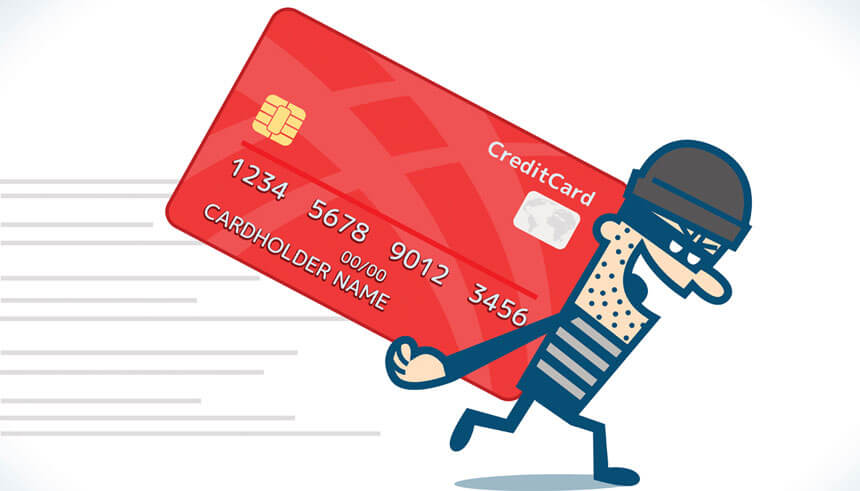Guy swipes card in bangalore...loses money in NY