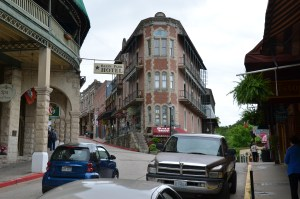 Downtown Eureka Springs