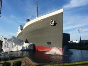 Branson's Titanic Museum