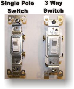 Wiring A 3 Way Switch?