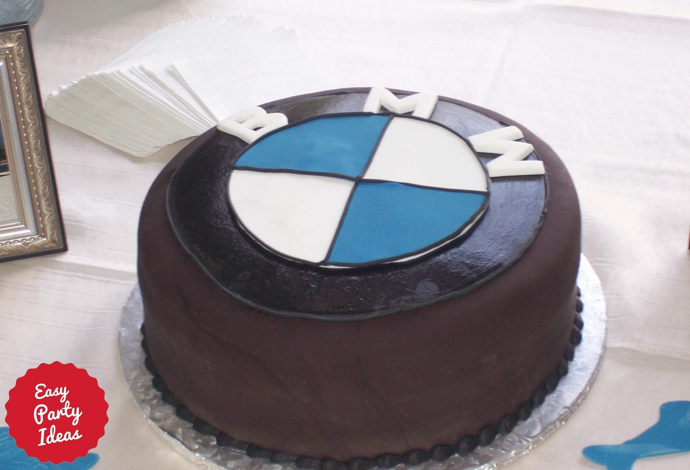 Car Cake Design For Boys