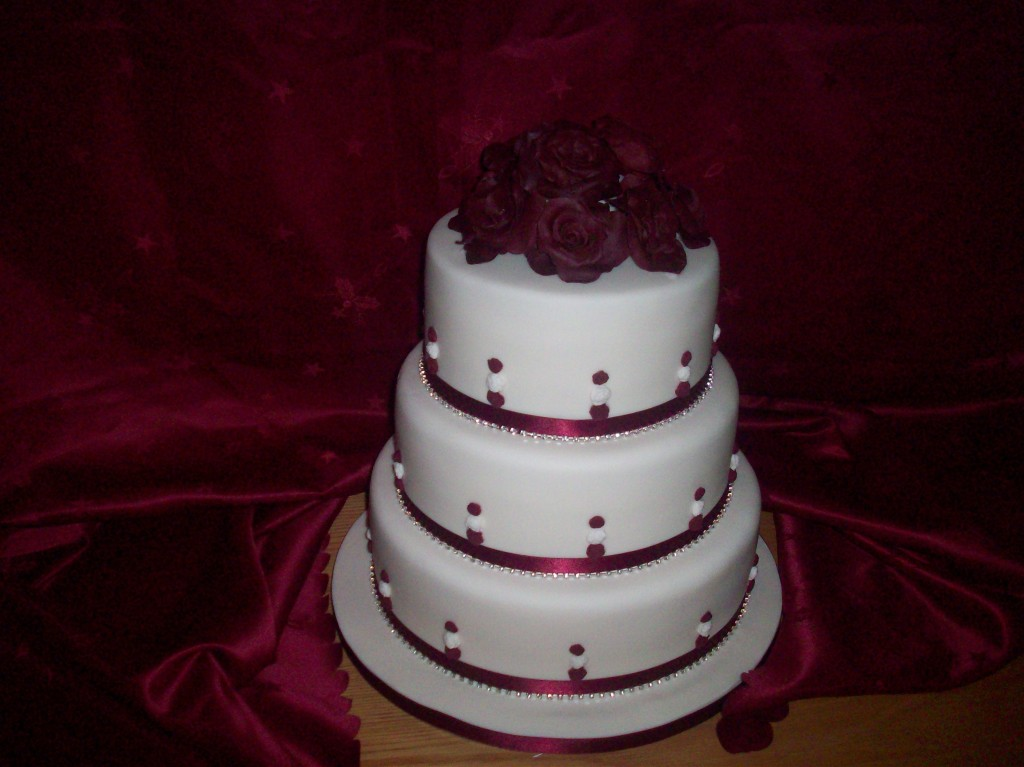 Wedding And Anniversary Cakes In Blackpool Sandies Cakes
