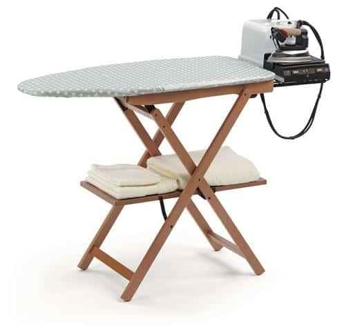 tables a repasser pour centrale vapeur