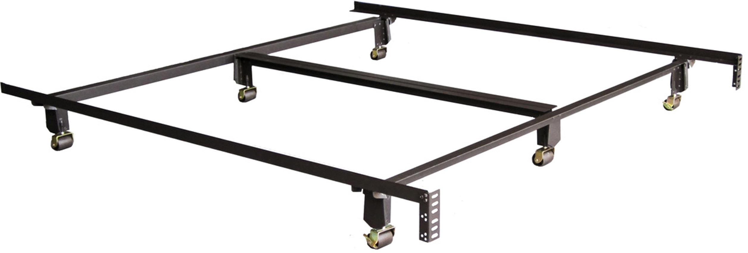 Queen Ez Lock Heavy Duty Frame