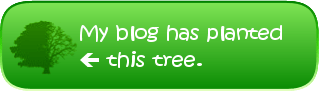 My blog has planted an oak tree.