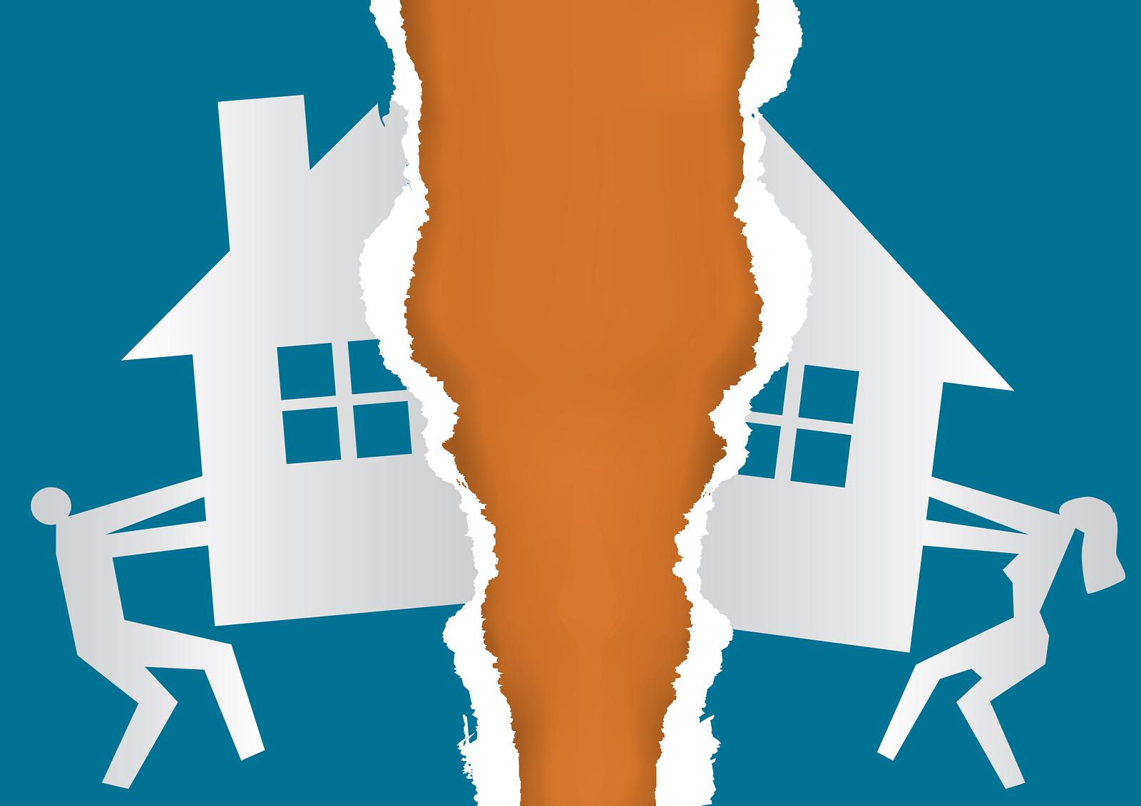 Real Estate Divorce Listings