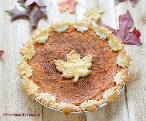 Sweet Potato Pie -- Recipe adapted from the legendary Dookie Chase Restaurant in NOLA.