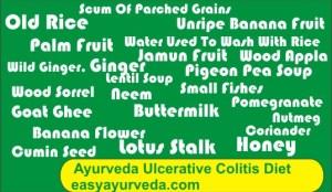 Ayurveda Ulcerative Colitis Diet Plan