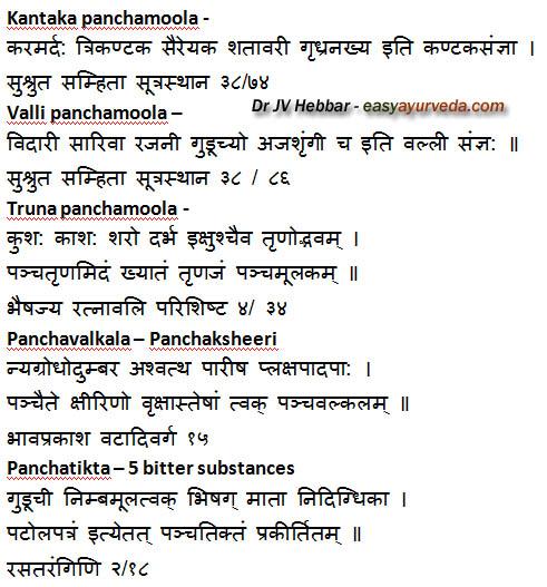 Kantaka Panchamoola