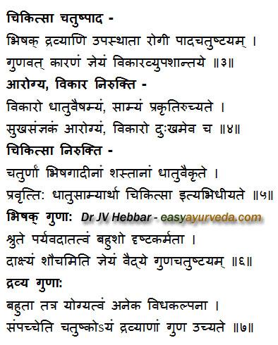 elements of Ayurvedic treatment