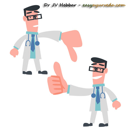good and bad doctor