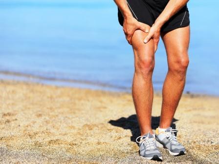 thigh cramps