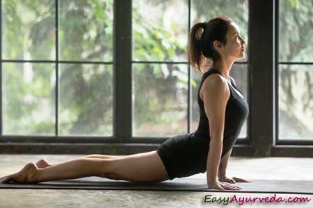 urdhva mukha svanasana  upward facing dog pose how to do