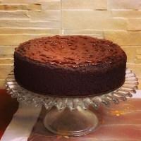 עוגת מיסיסיפי-עוגת שוקולד עשירה
