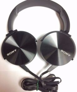 Sony MDR-XB450AP Extra Bass Smartphone Headset Stereo Headphones 8
