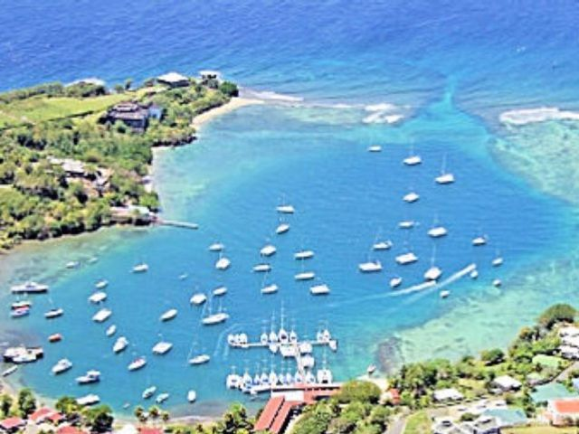 Location De Bateau True Blue Bay Marina Grenadines