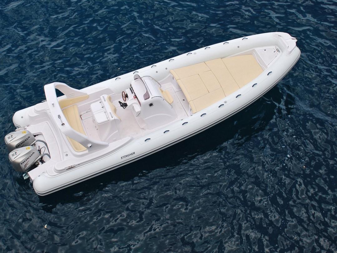 Boat Rental Stingher Diablo Motor Boat Rentals Sailing